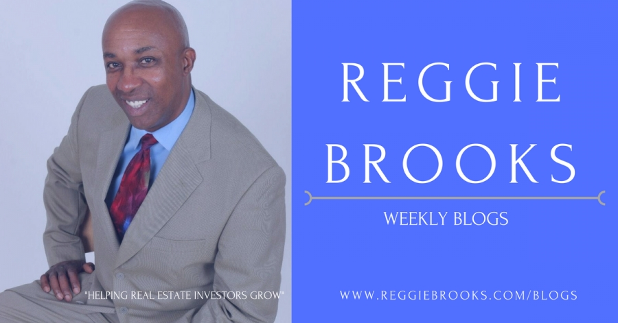 Reggie Brooks: Can Realtors Help Us With Our Home Investing?